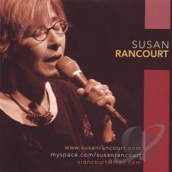 Rancourt, Susan - Susan Rancourt CD Cover Art