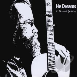 C. Daniel Boling - He Dreams CD Cover Art