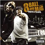 8Ball & MJG - Ridin' High (U.S. Explicit Version) DB Cover Art