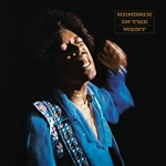 Hendrix, Jimi - Hendrix in the West CD Cover Art