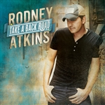 Atkins, Rodney - Take a Back Road CD Cover Art