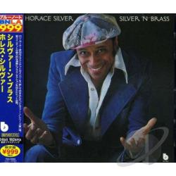 Silver, Horace - Silver N Brass CD Cover Art