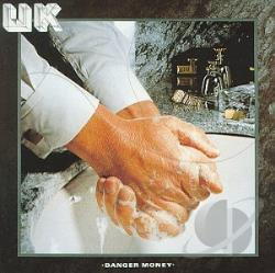 UK - Danger Money CD Cover Art