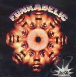 Funkadelic - Funkadelic CD Cover Art