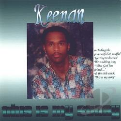 Keenan - *This Is My Story CD Cover Art