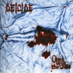 Deicide - Once Apon The Cross CD Cover Art