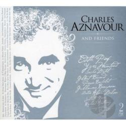 Aznavour, Charles - Charles Aznavour And Friends CD Cover Art