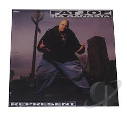Fat Joe - Represent LP Cover Art