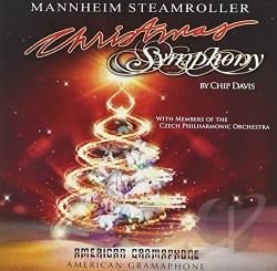 Mannheim Steamroller - Christmas Symphony CD Cover Art