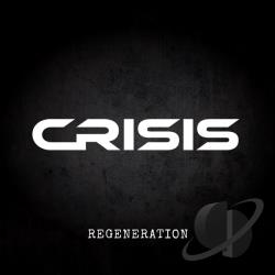 Crisis - Regeneration CD Cover Art