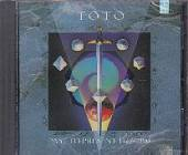 Toto - Past To Present CD Cover Art