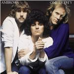 Ambrosia - One Eighty CD Cover Art