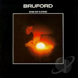 Bruford / Bruford, Bill - One of a Kind CD Cover Art