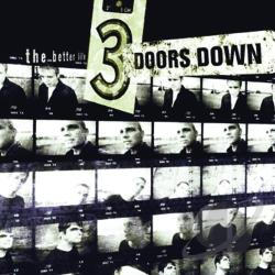 3 Doors Down - Better Life CD Cover Art