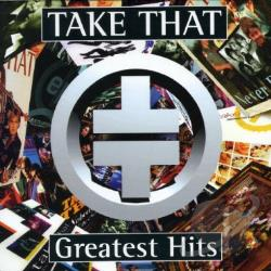 Take That - Greatest Hits CD Cover Art