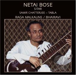 Bose, Netai - Raga Malkauns CD Cover Art