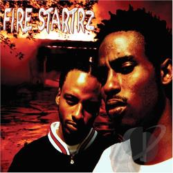 Fire Startrz - Fire Startrz CD Cover Art