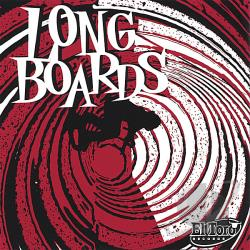 Long Boards - Big Surf CD Cover Art