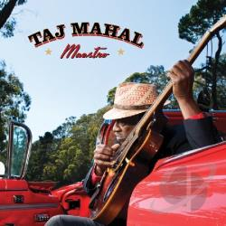 Mahal, Taj - Maestro CD Cover Art