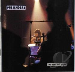 Pretenders - Isle of View CD Cover Art