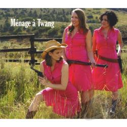 Menage 'A Twang - Menage a Twang CD Cover Art