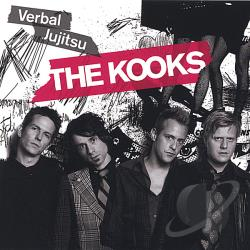 Kooks - Verbal Jujitsu CD Cover Art