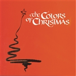 Colors of Christmas CD Cover Art