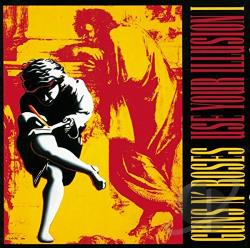 Guns N' Roses - Use Your Illusion I CD Cover Art