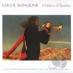Mangione, Chuck - Children of Sanchez CD Cover Art