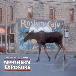 More Music from Northern Exposure CD Cover Art