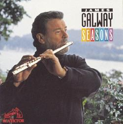 Galway, James - Galway: Seasons CD Cover Art