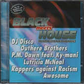Black Meets House - Various Artists - Dance CD Cover Art