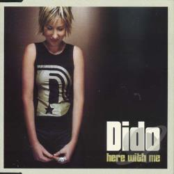 Dido - Here With Me CD Cover Art