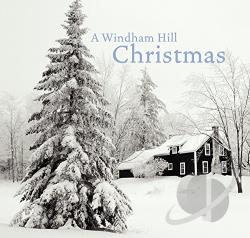 Windham Hill Christmas CD Cover Art