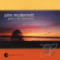 Mcdermott, John - Great Is Thy Faithfulness (Songs Of Inspiration) CD Cover Art