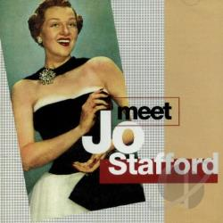 Stafford, Jo - Meet Jo Stafford CD Cover Art