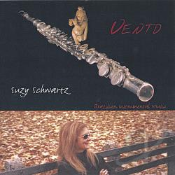 Schwartz, Suzy - Wind CD Cover Art