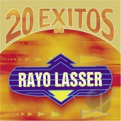 Lasser, Rayo - 20 Exitos CD Cover Art