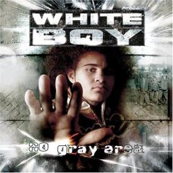 White Boy - No Gray Area CD Cover Art