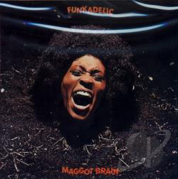 Funkadelic - Maggot Brain CD Cover Art