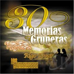 30 Gruperas Del Siglo 2005 CD Cover Art