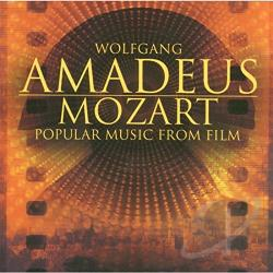 Mozart: Popular Music From Film CD Cover Art