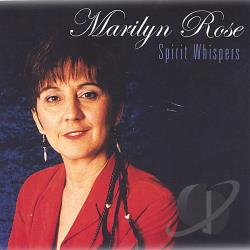 Rose, Marilyn - Spirit Whispers CD Cover Art
