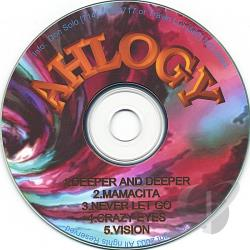 Ahlogy CD Cover Art