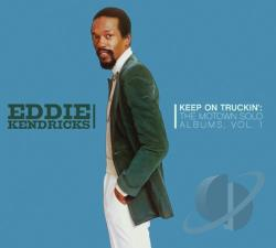 Kendricks, Eddie - Keep On Truckin': The Motown Solo Albums, Vol. 1 CD Cover Art