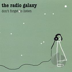 Galaxy Radio - Don't Forget To Listen CD Cover Art