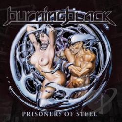 Burning Black - Prisoners Of Steel CD Cover Art