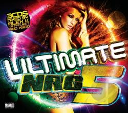 Ultimate NRG, Vol. 5 CD Cover Art