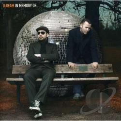 D REAM - In Memory Of... CD Cover Art