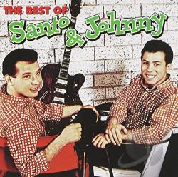 Santo & Johnny - Best of Santo & Johnny CD Cover Art